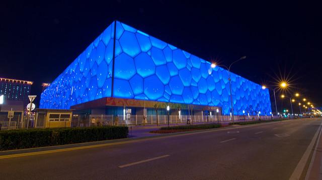 Beijing National Aquatics Center_Architect wonders_Kenny Slaught