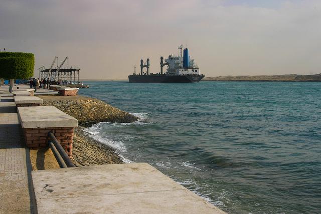 3277 - Suez canal 2